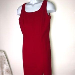 Jay Jacobs Red Mini Dress 7/8